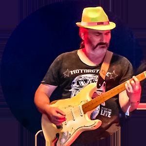 Andreas Calmbach Rhythm Guitar