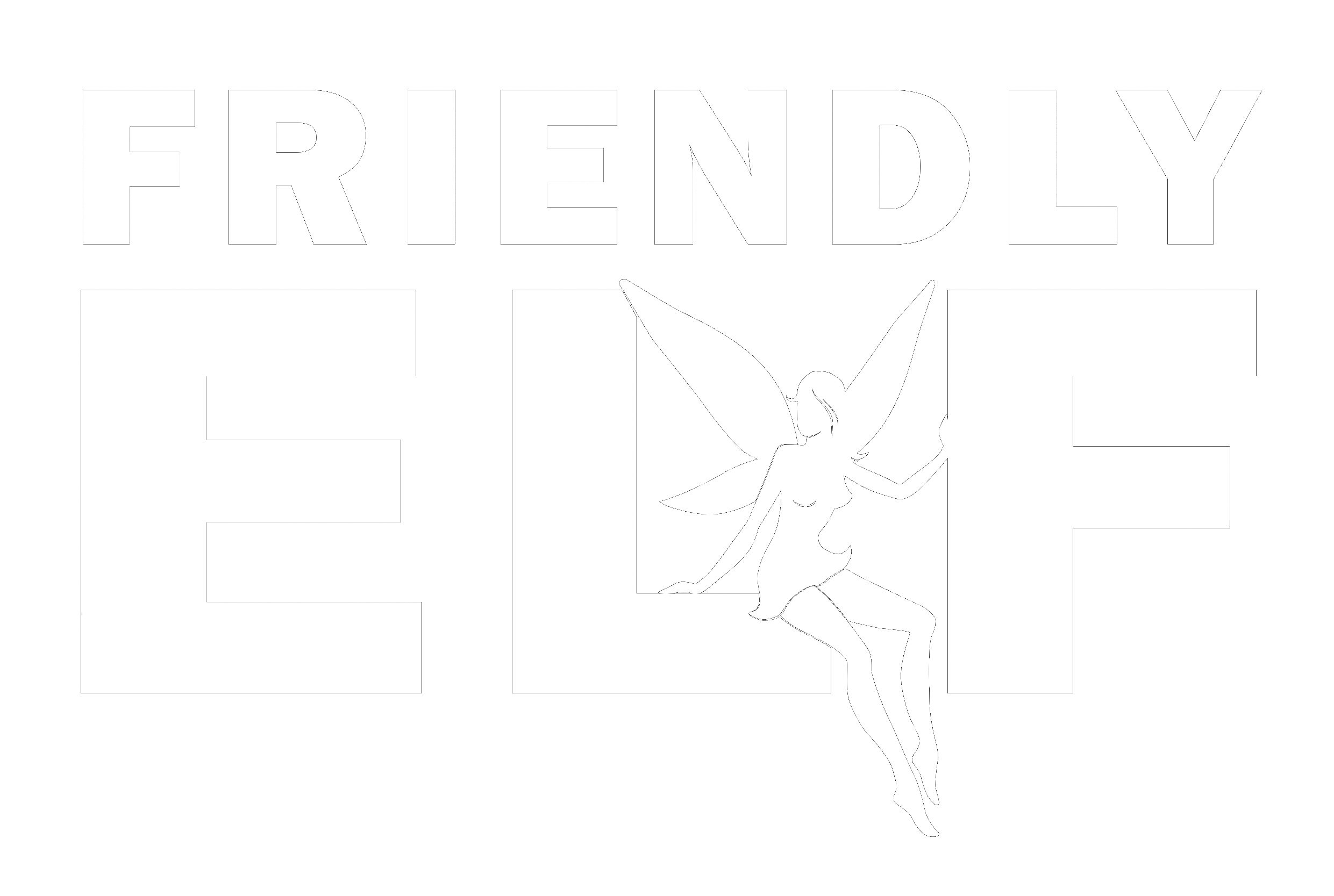 Friendly Elf Band Heilbronn Stuttgart Logo Gross