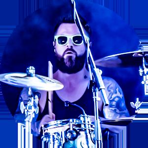 Tino Calmbach Schlagzeug Drums