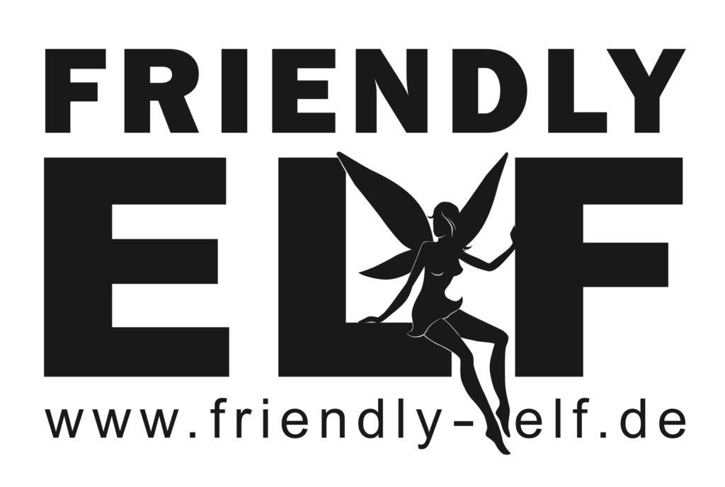 Friendly Elf Band Heilbronn Stuttgart Ludwigsburg Logo Sehr Groß Party
