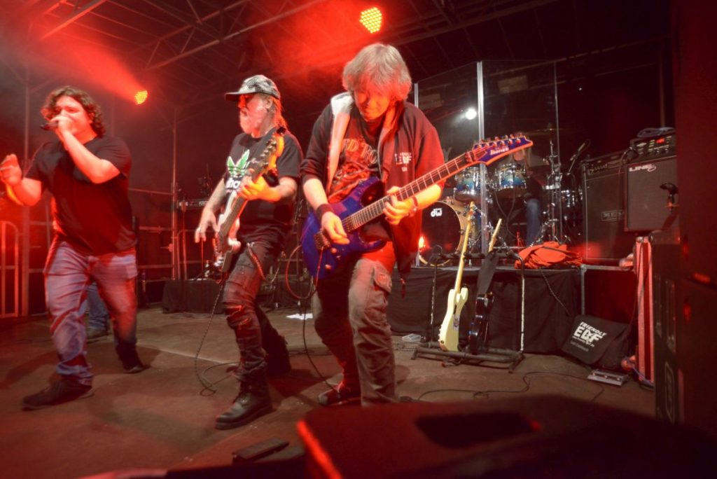 Friendly Elf Band Stuttgart Heilbronn Ludwigsburg Benningen Rock am See