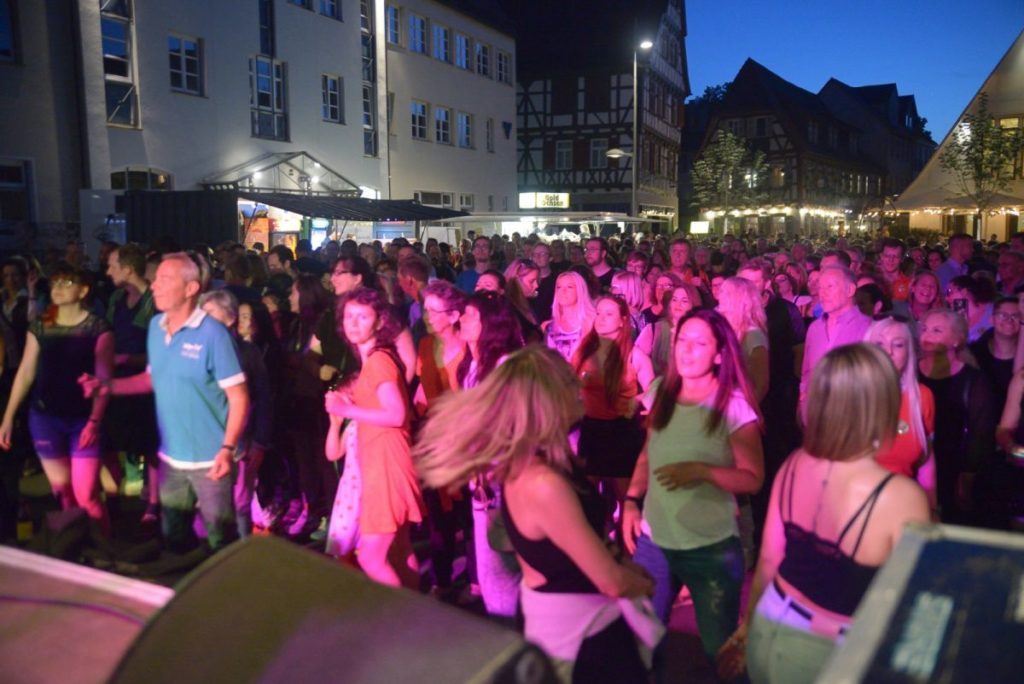 Musiknacht Kirchheim Teck