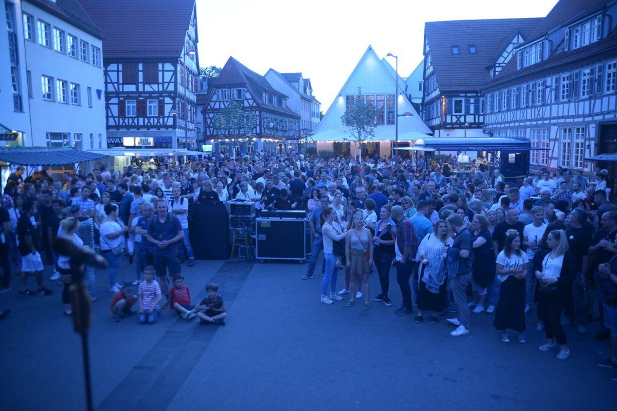 Friendly Elf Band Stuttgart Heilbronn Ludwigsburg Kirchheim Teck Musiknacht