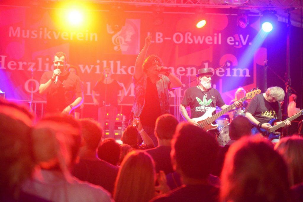 Musikfest Ossweil