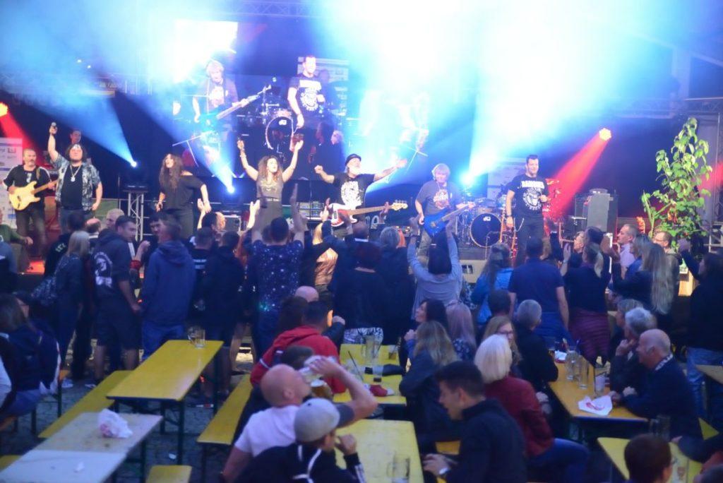 Friendly Elf Band Stuttgart Heilbronn Ludwigsburg Thum Stadtfest 550 Jahre