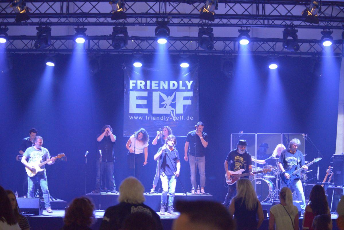 Friendly Elf Band Stuttgart Heilbronn Ludwigsburg Vaihingen Maientag